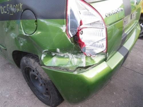 CITROEN  C2 DEL 2006 1400cc. HDI