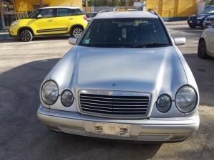 MERCEDES-BENZ  E 250 DEL 1988 2497cc. 2500 DIESEL