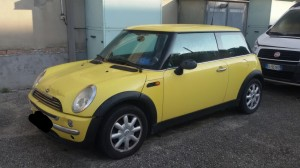 MINI  One DEL 2003 1600cc.