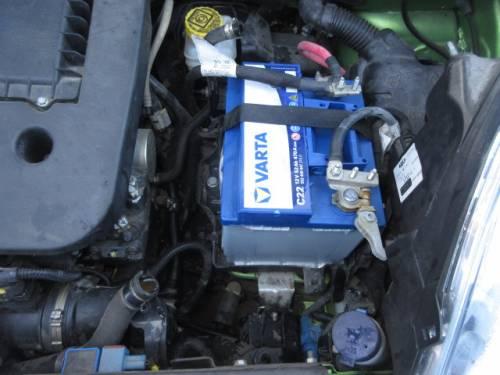 FIAT  Fiorino DEL 2008 1248cc. MJD