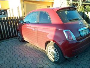 FIAT  500 DEL 2000 0cc.