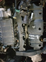 PEUGEOT  206 DEL 0 1587cc.
