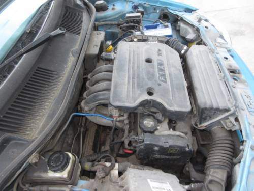 FIAT  PUNTO 55 DEL 1998 1242cc.