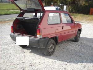 FIAT  Panda DEL 2003 1108cc. 1.1