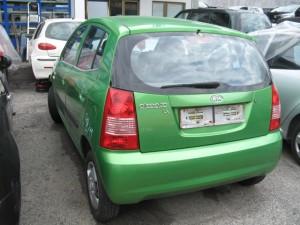 KIA  Picanto DEL 2005 1000cc.