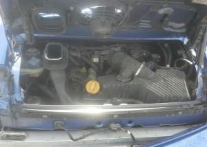 PORSCHE  Carrera GT DEL 1998 3387cc.