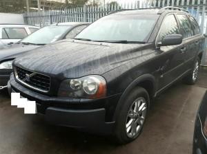 VOLVO  XC 90 DEL 2004 2401cc.