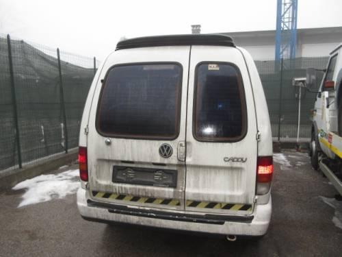 VOLKSWAGEN  Caddy DEL 2000 1896cc. TDI