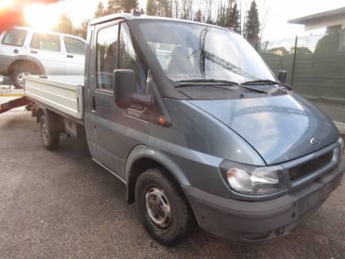FORD  Transit DEL 2002 1998cc. TDI