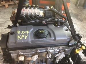 PEUGEOT  207 DEL 2009 1400cc.