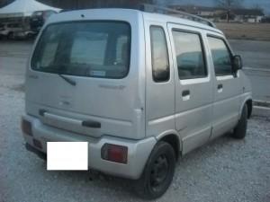 SUZUKI  Wagon R+ DEL 2000 1171cc. 1.2 4X4