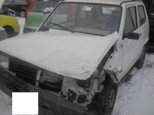 FIAT  Panda DEL 2002 1108cc. 1.1
