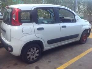 FIAT  Panda DEL 2015 1242cc.