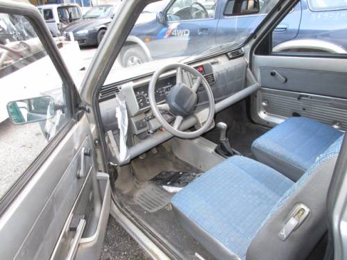 FIAT  Panda DEL 2002 1108cc.