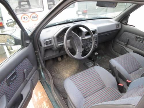PEUGEOT  106 DEL 1993 1124cc.