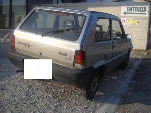 FIAT  Panda DEL 2000 899cc. 900 CC