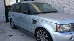 LAND ROVER  Range Rover Sport DEL 2007 2720cc. HSE