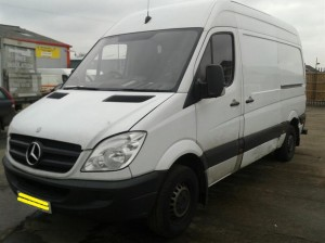 MERCEDES-BENZ  Sprinter DEL 2007 2148cc. CDI