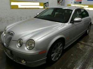 JAGUAR  S-Type DEL 2005 2720cc.