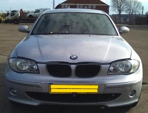 BMW  120 DEL 2004 1995cc. TURBO DIESEL