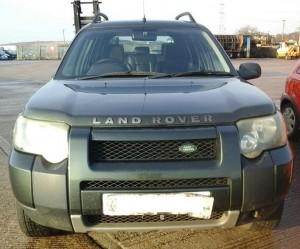 LAND ROVER  Freelander DEL 2007 2179cc. HSE