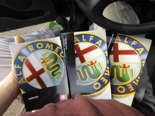 ALFA ROMEO  147 DEL 2005 1910cc. JTD 16v