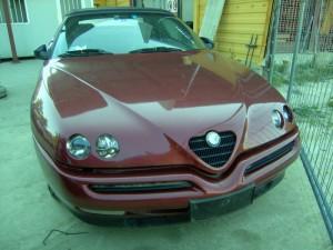 ALFA ROMEO  GTV DEL 1997 2000cc.