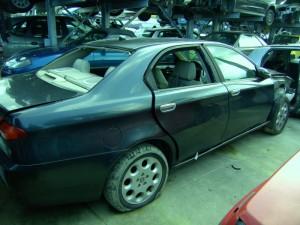 ALFA ROMEO  166 DEL 2002 0cc.