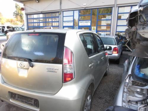 DAIHATSU  Sirion DEL 2008 1350cc.