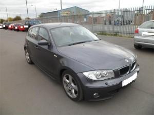 BMW  120 DEL 2004 2000cc.