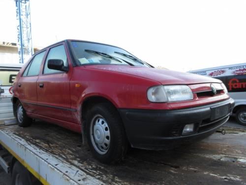 SKODA  Felicia DEL 1995 1289cc.