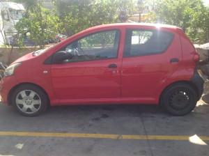 TOYOTA  Aygo DEL 2006 998cc.