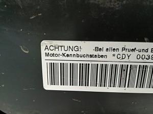 AUDI  A6 DEL 2011 3cc.