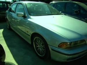 BMW  520 DEL 1998 2500cc.