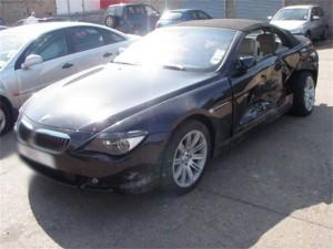 BMW  545 DEL 2007 5cc.