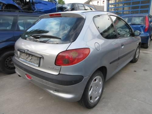 PEUGEOT  206 DEL 2003 1398cc. HDI
