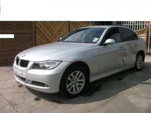BMW  320 DEL 2007 2000cc. E90