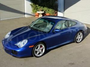 PORSCHE  911 (996) DEL 2003 3600cc.