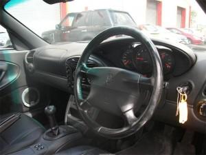 PORSCHE  Boxster DEL 2000 2500cc.