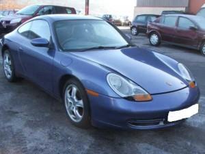 PORSCHE  911 (996) DEL 1999 3387cc.