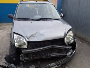 SUZUKI  Ignis DEL 2005 1300cc. 16V