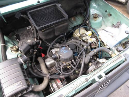 FIAT  Panda DEL 1999 900cc.