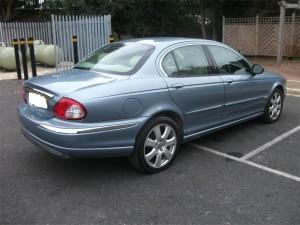 JAGUAR  X-Type DEL 2004 2000cc. 2.0cc D
