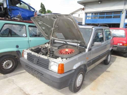 FIAT  Panda DEL 1998 900cc.