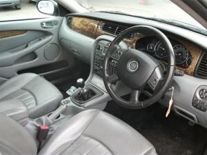 JAGUAR  X-Type DEL 2005 2000cc. 2.0CC TD
