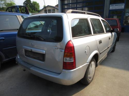 OPEL  ASTRA-G DEL 2002 1600cc.