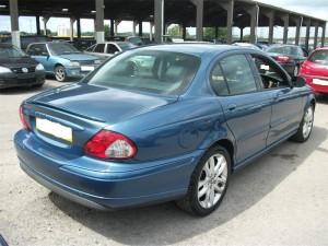 JAGUAR  X-Type DEL 2002 2100cc.