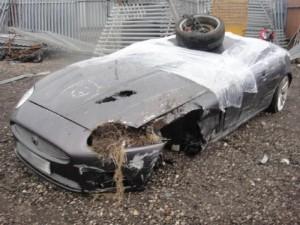 JAGUAR  XKR DEL 2010 4200cc. 4.2CC V8