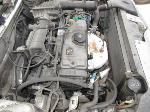PEUGEOT  306 DEL 2001 1587cc.