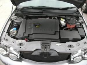JAGUAR  X-Type DEL 2006 2000cc.